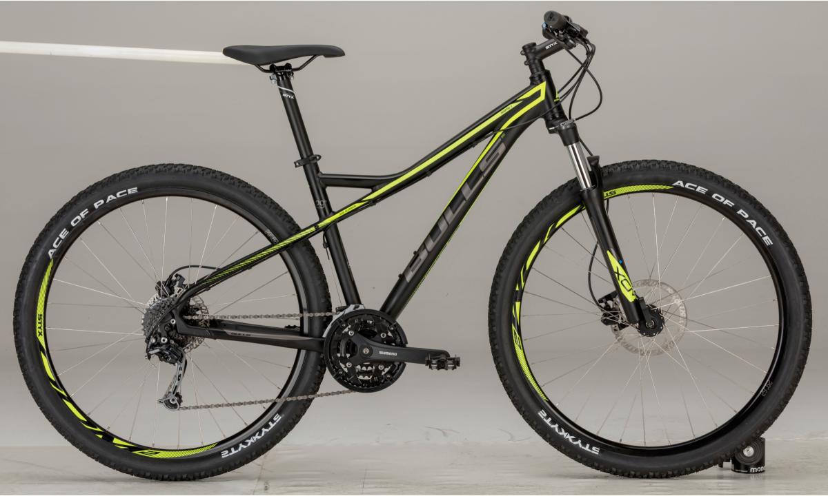 Велосипед горный Bulls Sharptail 3 Disc 2017, цвет: желтый, рама 23,5, колесо 29270942