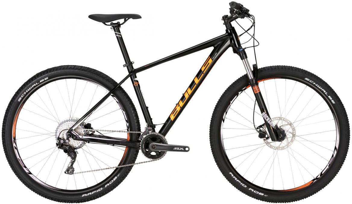 Велосипед горный Bulls Copperhead LT 2017, цвет: оранжевый, рама 16, колесо 29271022