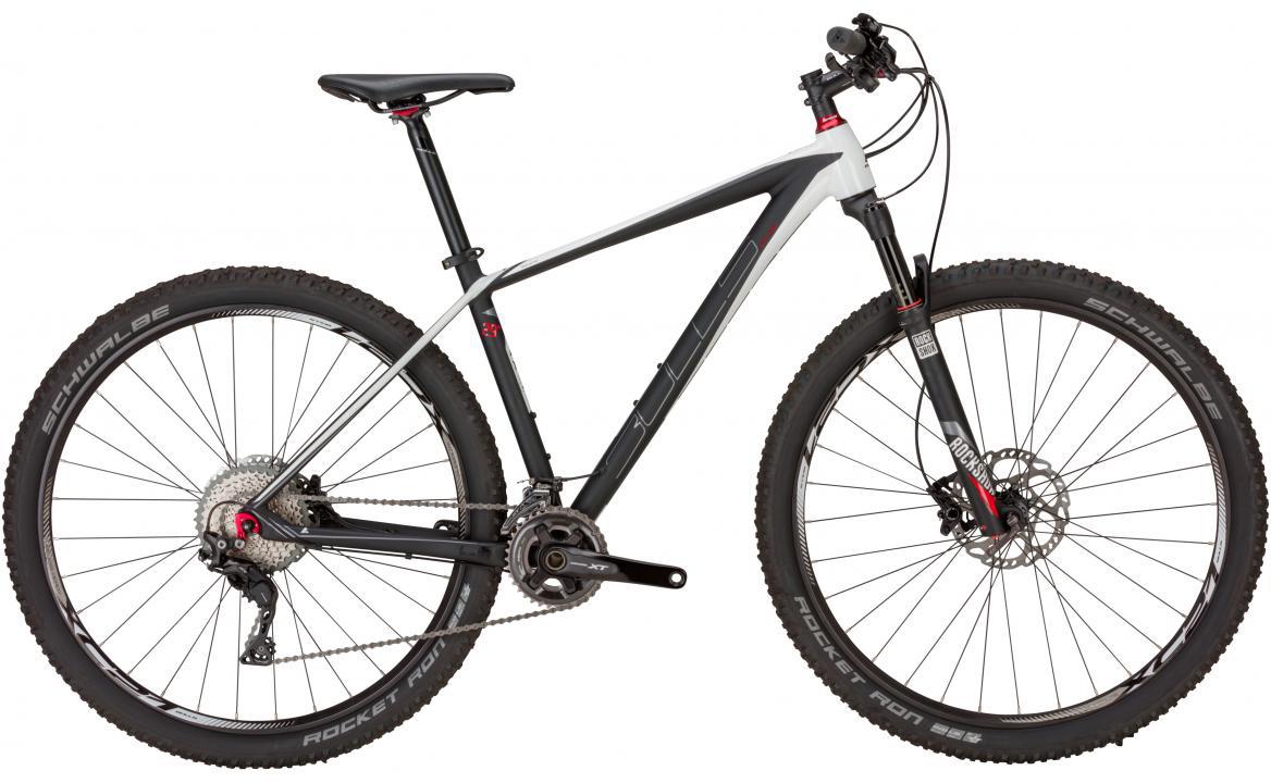 Велосипед горный Bulls Copperhead RS 2017, цвет: белый, рама 18, колесо 29271080