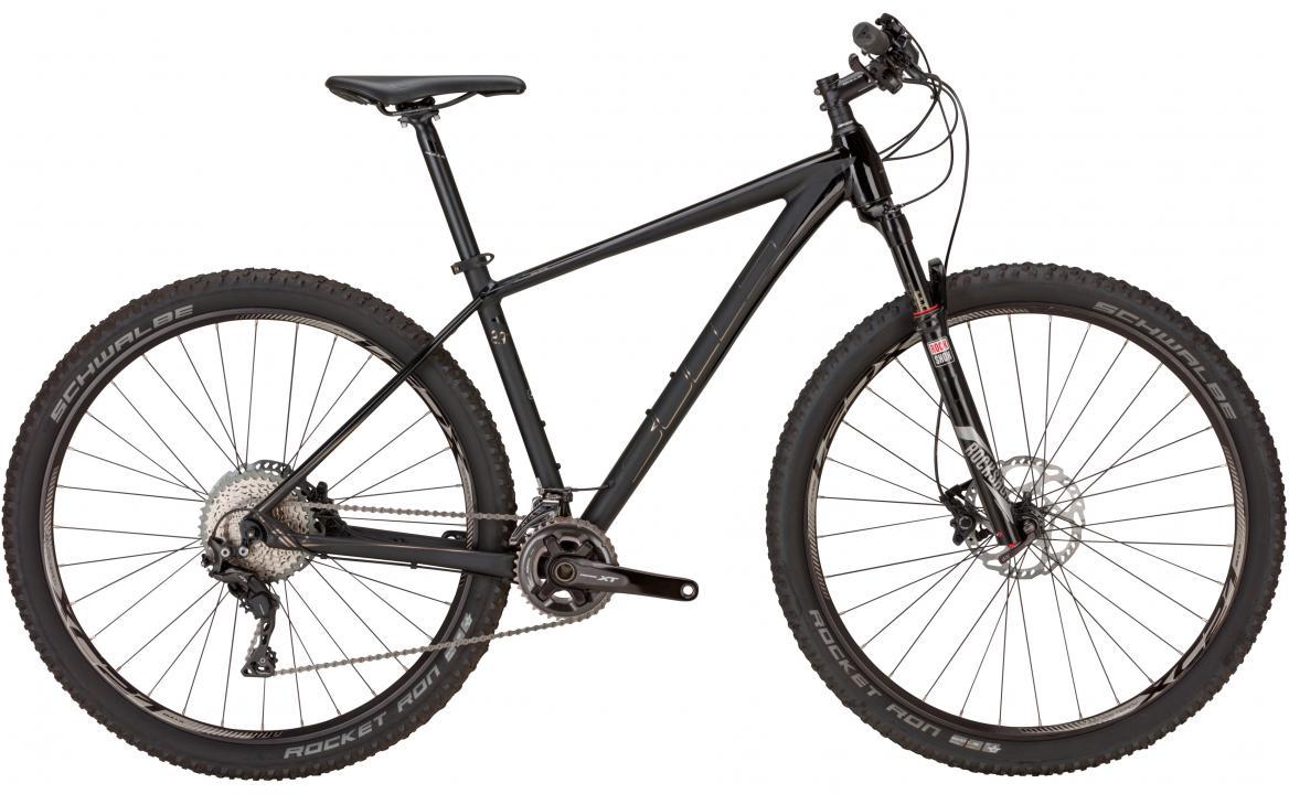 Велосипед горный Bulls Copperhead RS 2017, цвет: черный, рама 18, колесо 29271085