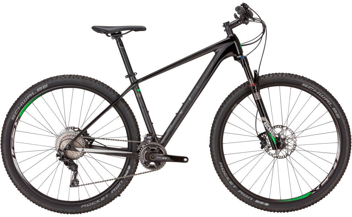 Велосипед горный Bulls Copperhead Carbon RS 2017, цвет: черный, рама 17,5, колесо 29271094