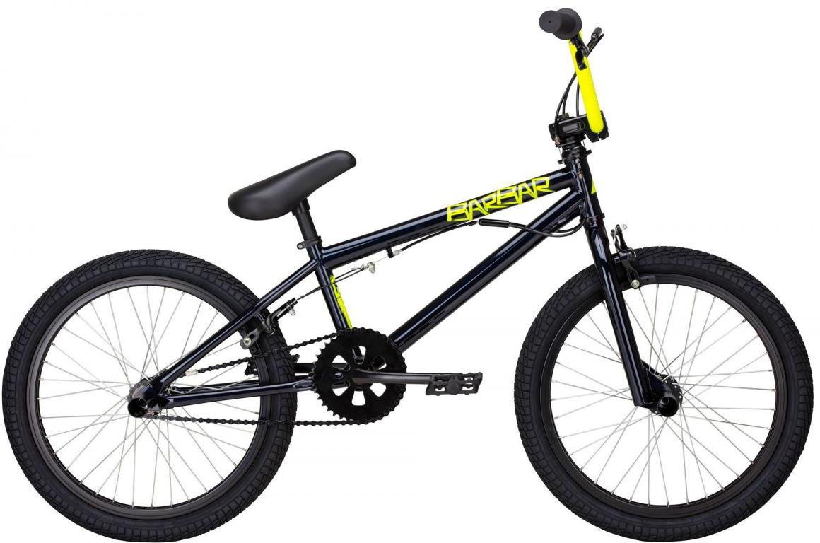 Велосипед детский Bulls Barbar 2017, цвет: зеленый, колесо 20271861