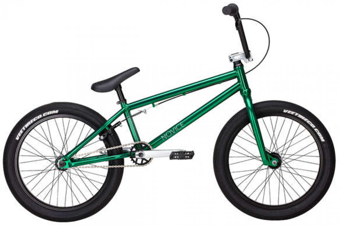 Велосипед детский Bulls Novice 2017, цвет: зеленый, колесо 20271864