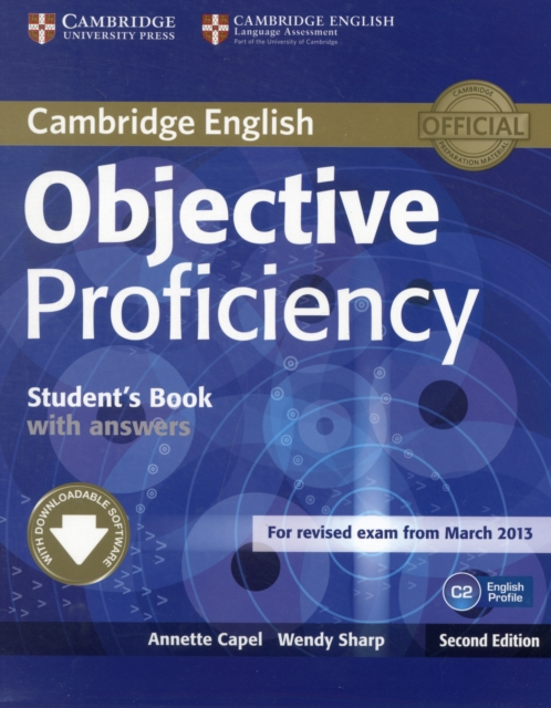 Objective Prof 2Ed SB +ans +Downloadable Software objective prof 2ed sb ans downloadable software
