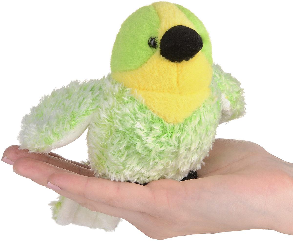 LilkinzМягкая игрушка Волнистый попугайчик 12 см Lilkinz
