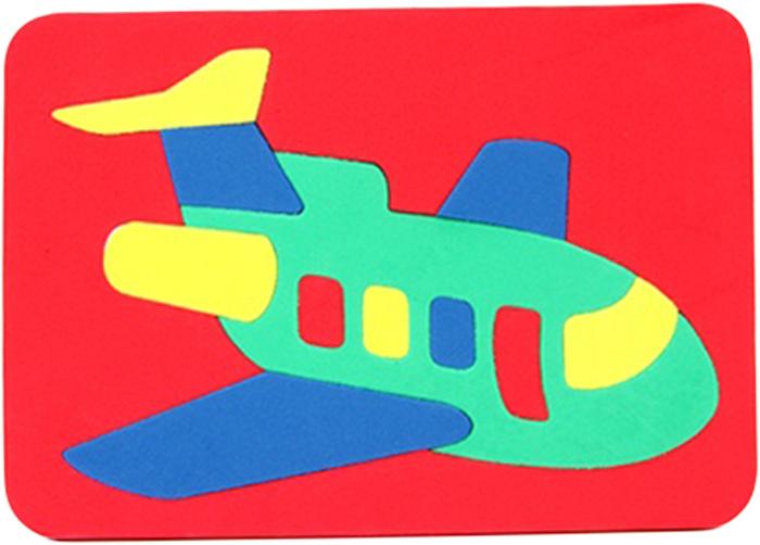 Бомик Пазл для малышей Самолет пазлы бомик мозаика локомотив