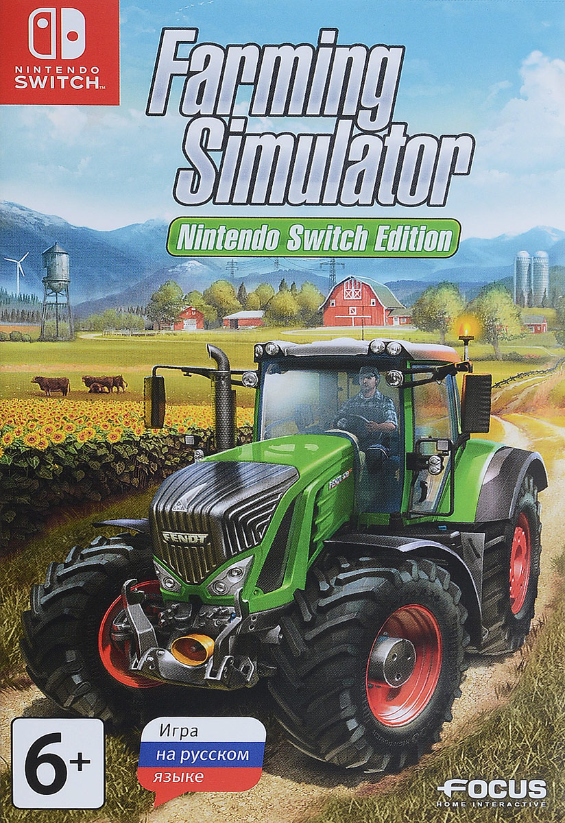 Farming Simulator Nintendo Switch Edition (Nintendo Switch)