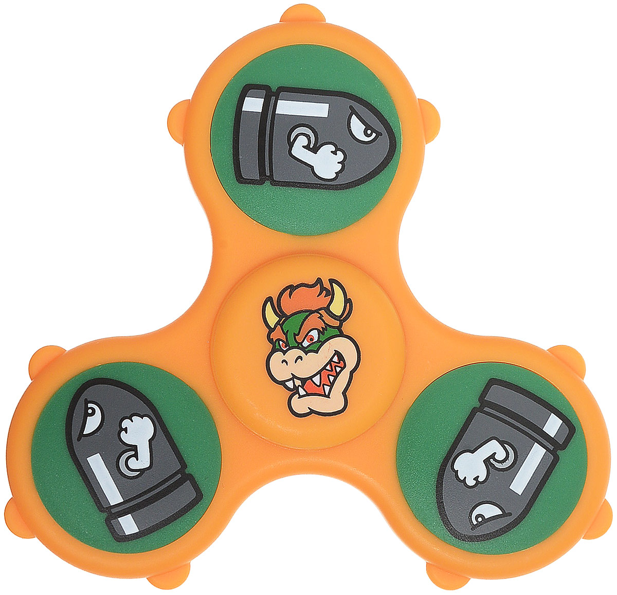 Fidget Its Спиннер Nintendo Bowser игровая консоль nintendo switch red super mario odyssey