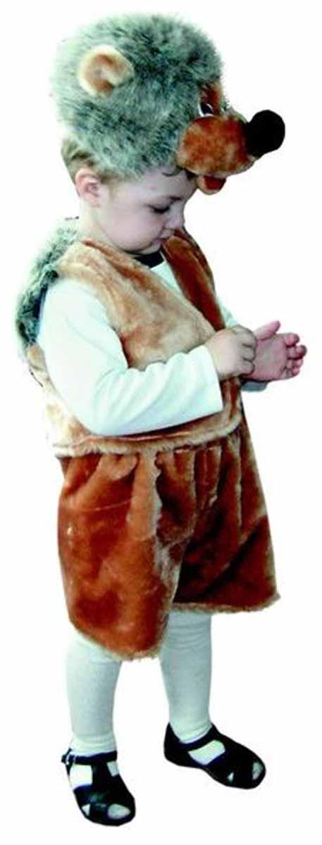 Батик Костюм карнавальный Ежик размер 28 одежда для фитнеса оптом от производителя