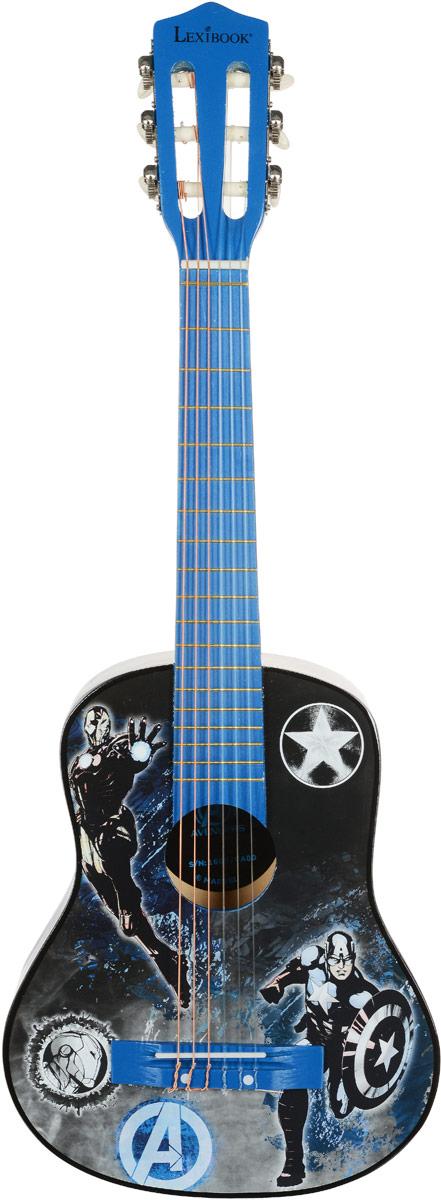 Lexibook Гитара Мстители - Музыкальные инструменты