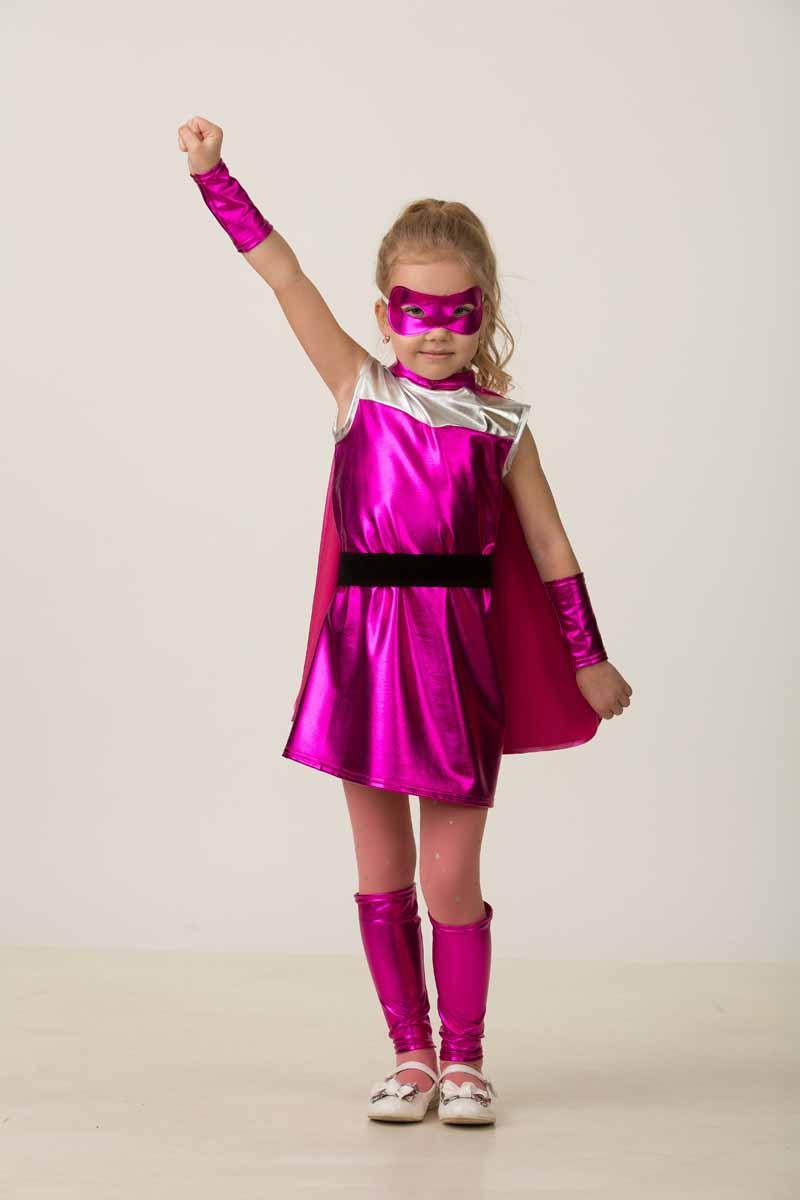 Батик Карнавальный костюм для девочки Блестка размер 32 костюм озорного клоуна детский 32 34