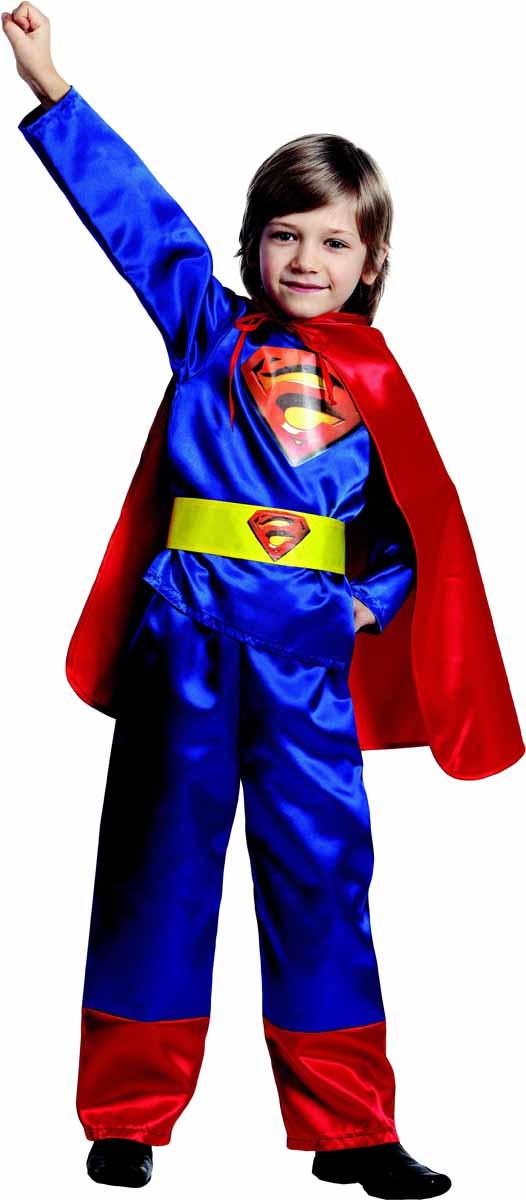 Батик Карнавальный костюм для мальчика Супермен размер 32 батик карнавальный костюм капитан флинт