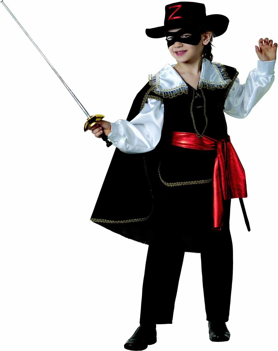Батик Карнавальный костюм для мальчика Зорро размер 28 - Карнавальные костюмы и аксессуары