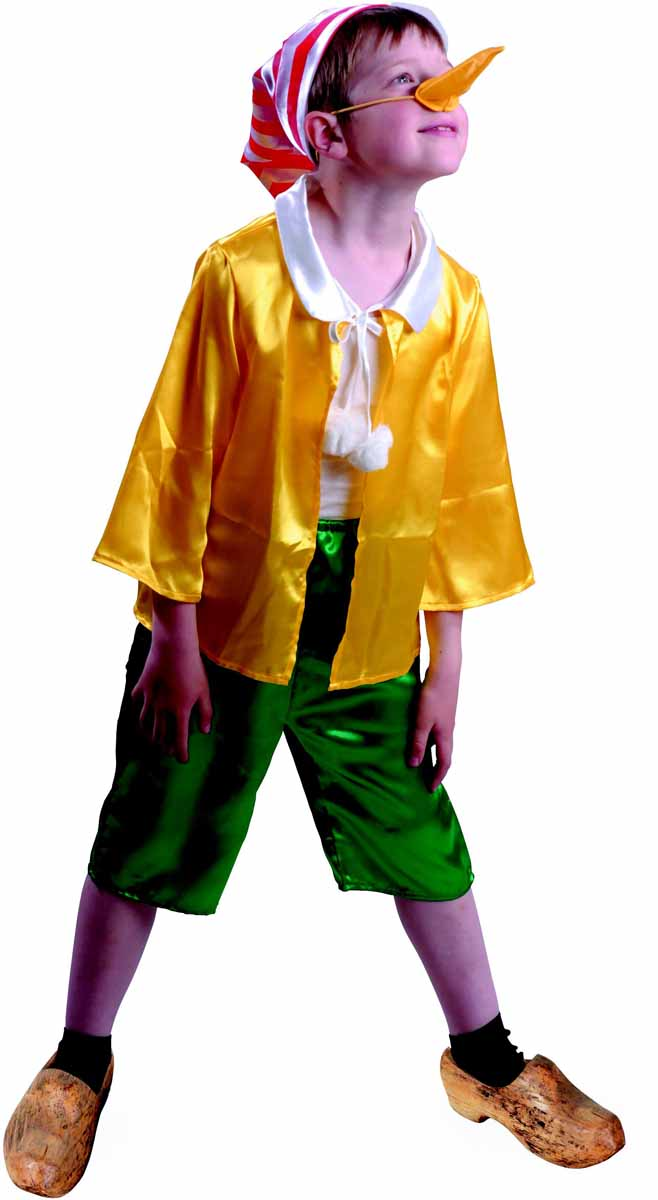 Батик Карнавальный костюм для мальчика Буратино размер 28 батик карнавальный костюм капитан флинт