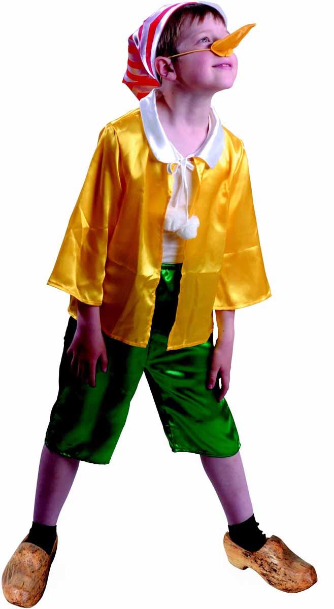 Батик Костюм карнавальный Буратино размер 32 32 размер это какой рост