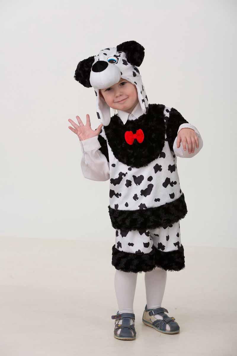 Дженис Костюм карнавальный Далматин Баксик размер 28 - Карнавальные костюмы и аксессуары