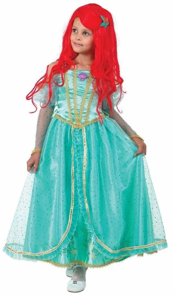 Батик Костюм карнавальный Принцесса Ариэль размер 28