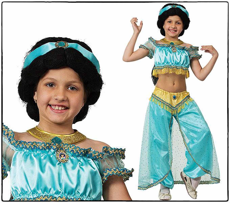 Батик Костюм карнавальный Принцесса Жасмин размер 30