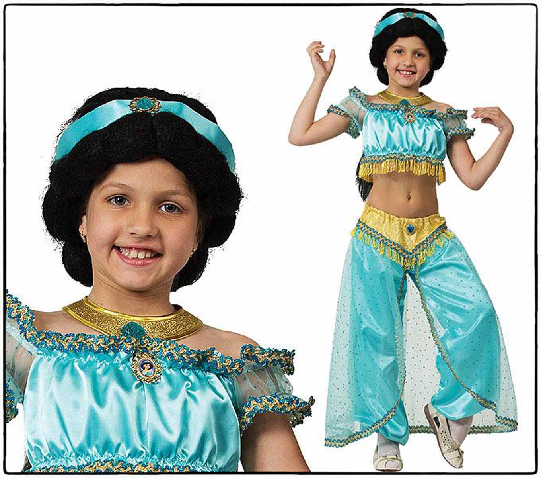 Батик Костюм карнавальный Принцесса Жасмин размер 32