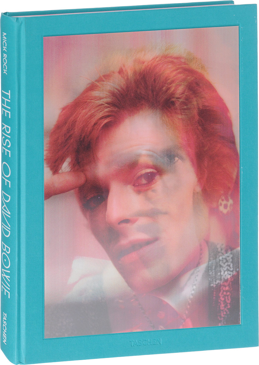 The Rise of David Bowie, 1972-1973 by Mick Rock виниловая пластинка cd david bowie ziggy stardust and the spiders from page 3