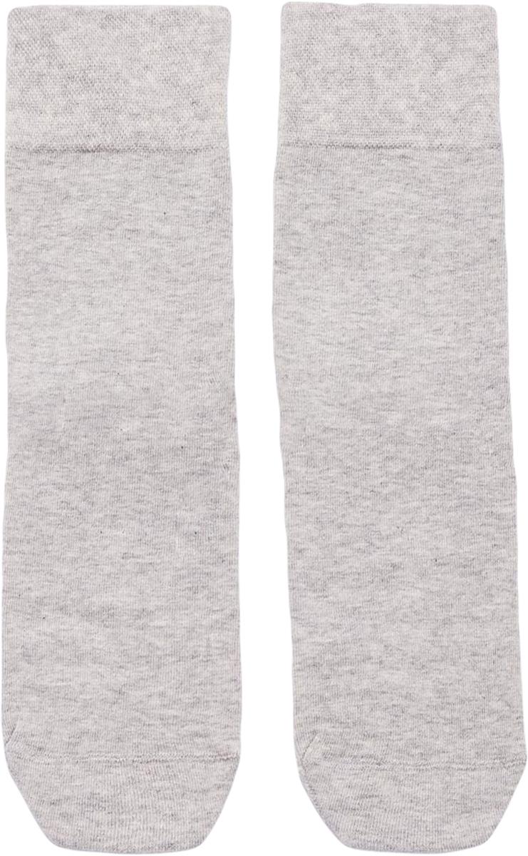 Носки мужские Mark Formelle, цвет: светло-серый меланж. 001K-409. Размер 44/45001K-409Удобные носки от Mark Formelle, изготовленные из высококачественного хлопкового материала с добавлением полиамида и эластана, очень мягкие и приятные на ощупь, позволяют коже дышать. Эластичная резинка плотно облегает ногу, не сдавливая ее, обеспечивая комфорт и удобство. На ступнях носки оформлены надписями Boss, папа Boss.