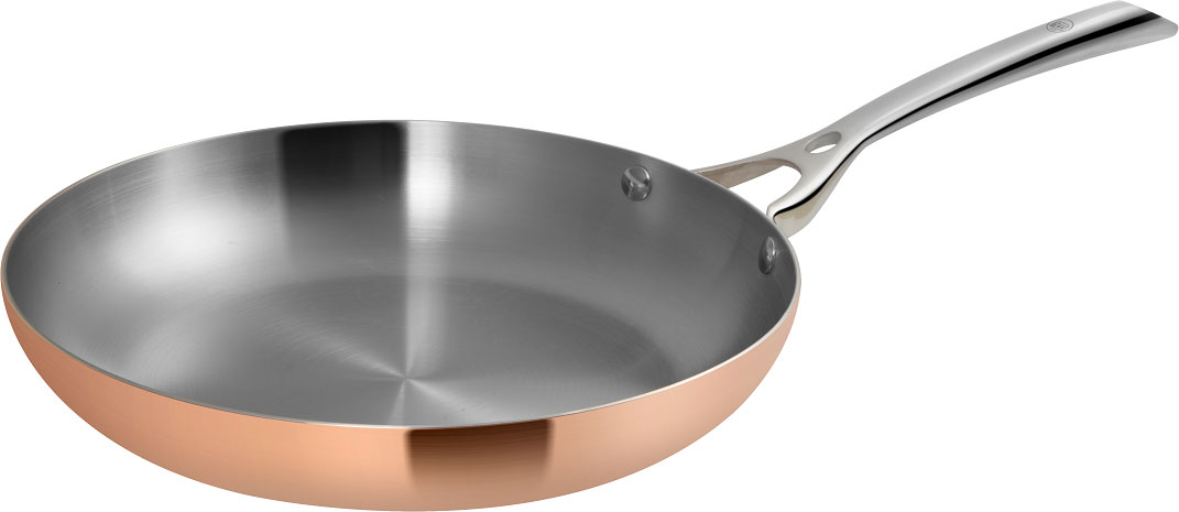 Сковорода Carl Schmidt Sohn  Lassan I , цвет: медь. Диаметр 26 см - Посуда для приготовления