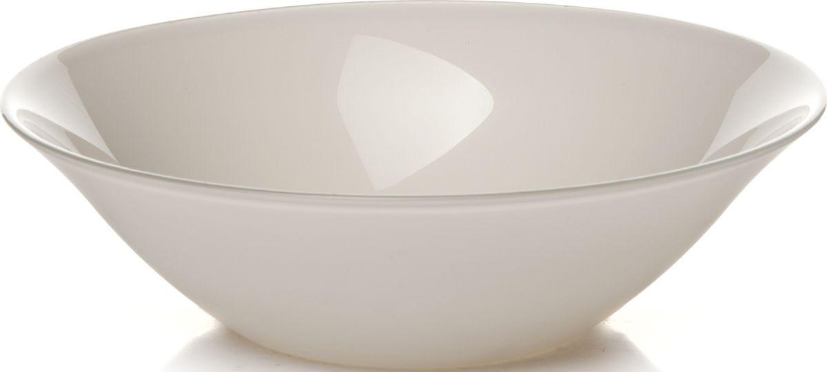 Салатник Pasabahce Бохо, цвет: бежевый, диаметр 23 см10415SLBD44Салатник Pasabahce Бохо, изготовленный из упрочненного стекла, прекрасно подойдет для подачи различных блюд: закусок, салатов или фруктов. Такой салатник украсит ваш праздничный или обеденный стол.