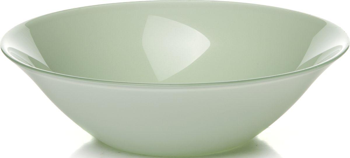 Салатник Pasabahce Бохо, цвет: зеленый, диаметр 23 смIM45018-A2351Салатник Pasabahce Бохо, изготовленный из упрочненного стекла, прекрасно подойдет для подачи различных блюд: закусок, салатов или фруктов. Такой салатник украсит ваш праздничный или обеденный стол.