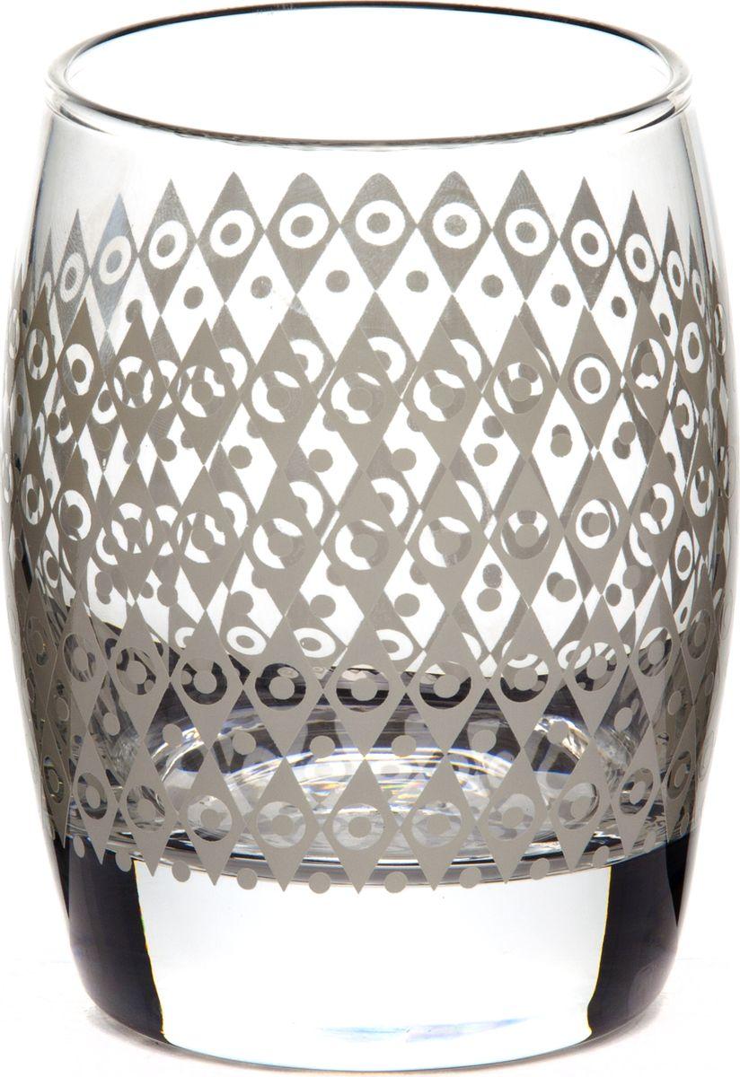 Стакан Pasabahce БОХО, цвет: бежевый, 350 мл420064SLBD1Стакан Pasabahce БОХО с рисунком бежевого цвета изготовлен из прочного стекла и имеет толстое дно. Стакан предназначен для подачи сока, воды и других напитков.