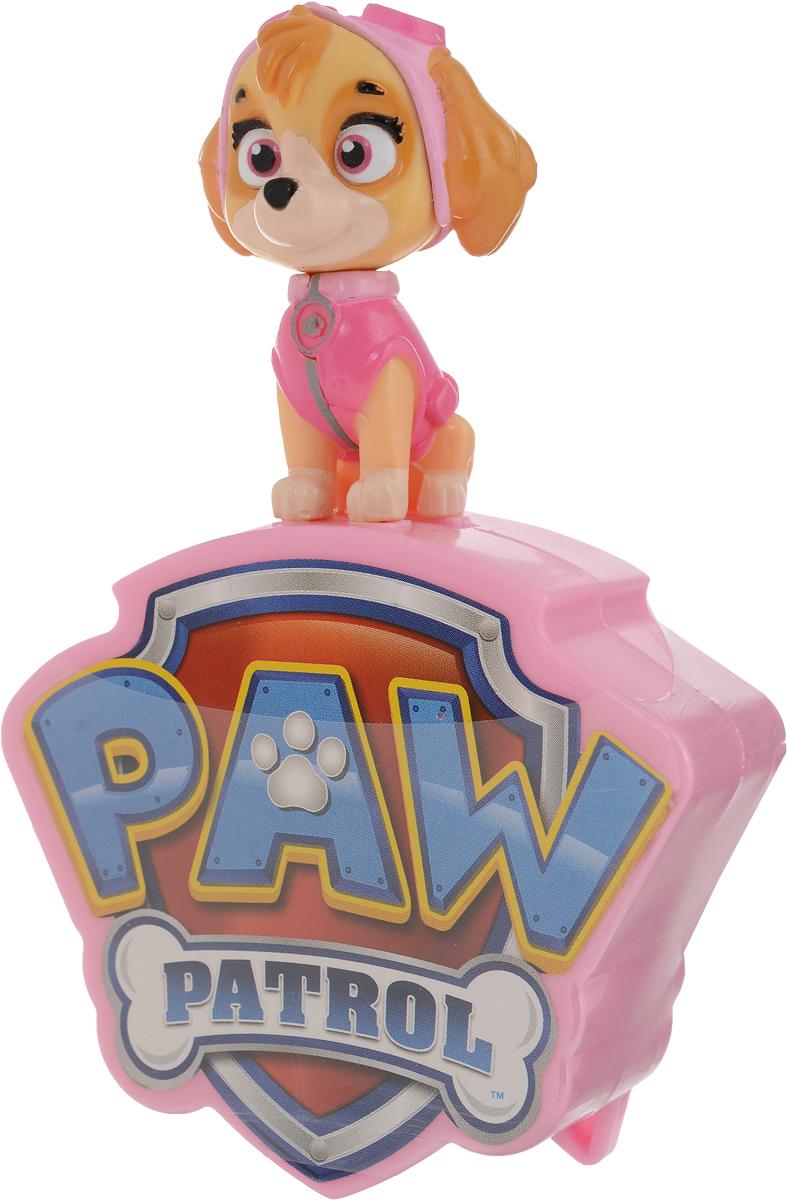 Paw Patrol Скай драже с игрушкой, 10 г paw patrol шоколадные медали 21 г по 24 шт