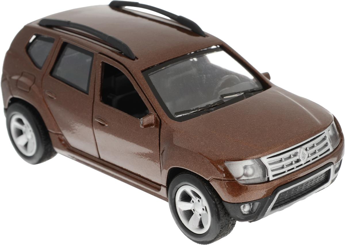 ТехноПарк Модель автомобиля Renault Duster цвет коричневый