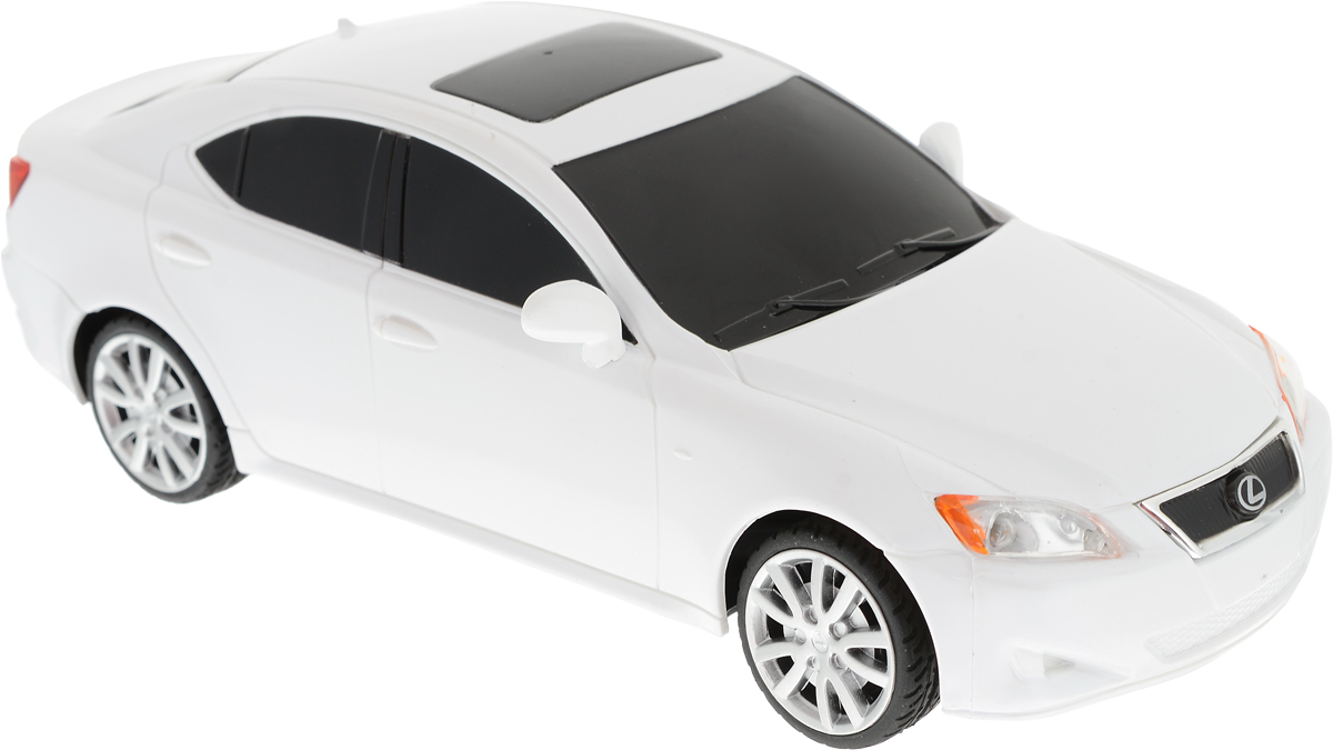 Rastar Радиоуправляемая модель Lexus IS 350 цвет белый масштаб 1:24