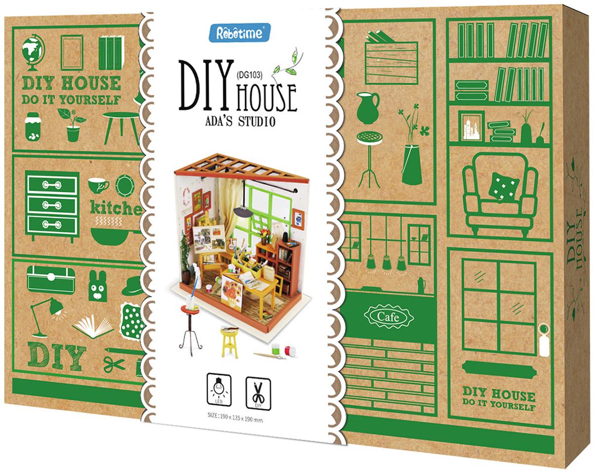 DIY Интерьерный конструктор для творчества  Jason's Kitchen  (кухня) - Конструкторы