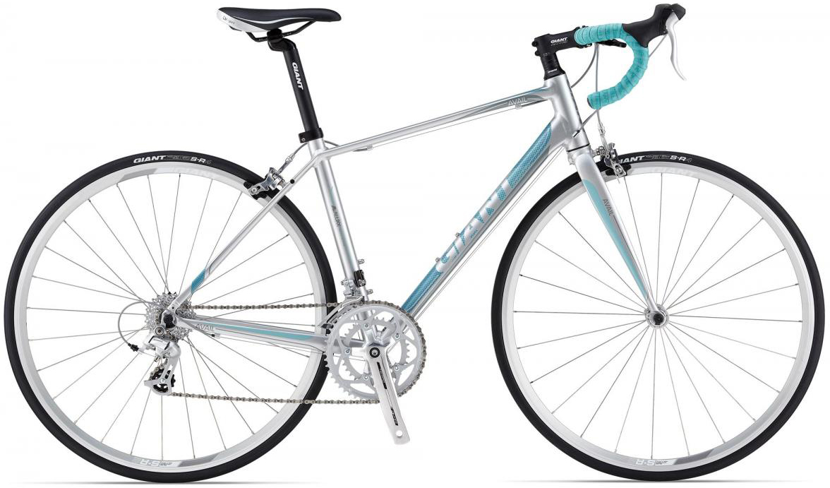 Велосипед женский Giant Avail 5 2014, цвет: серый, рама 16, колесо 28106961