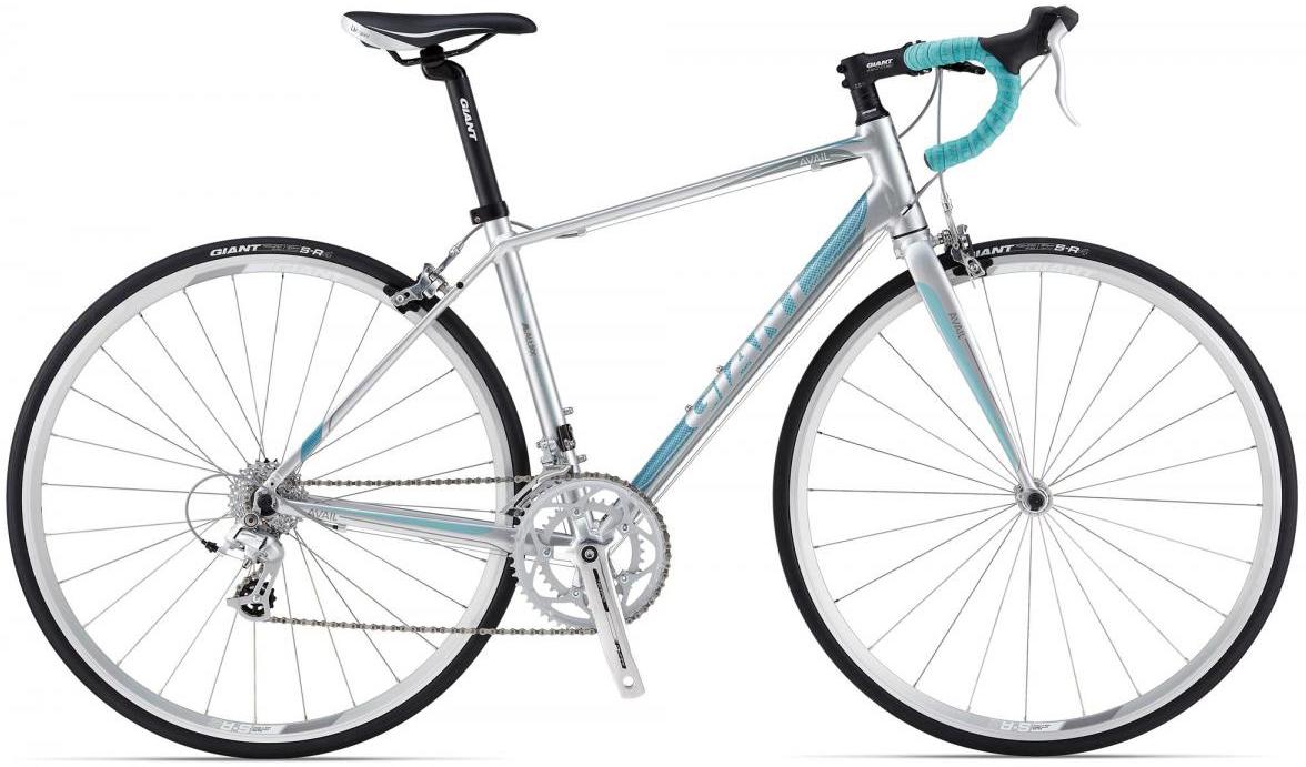Велосипед женский Giant Avail 5 2014, цвет: серый, рама 14,5, колесо 28. 106963106963