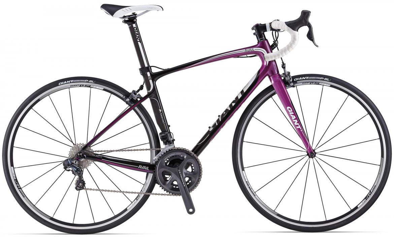 Велосипед женский Giant Avail Advanced 0 2014, цвет: серый, рама 14,5, колесо 28106964