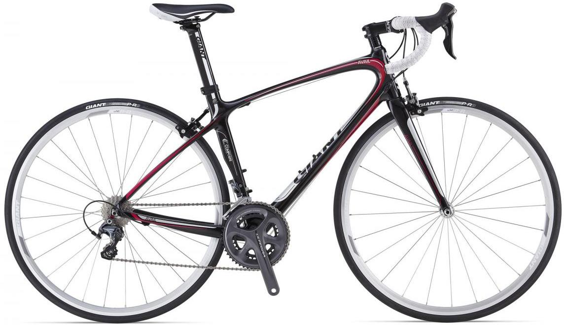 Велосипед женский Giant Avail Composite 1 2014, цвет: серый, рама 13, колесо 28106989