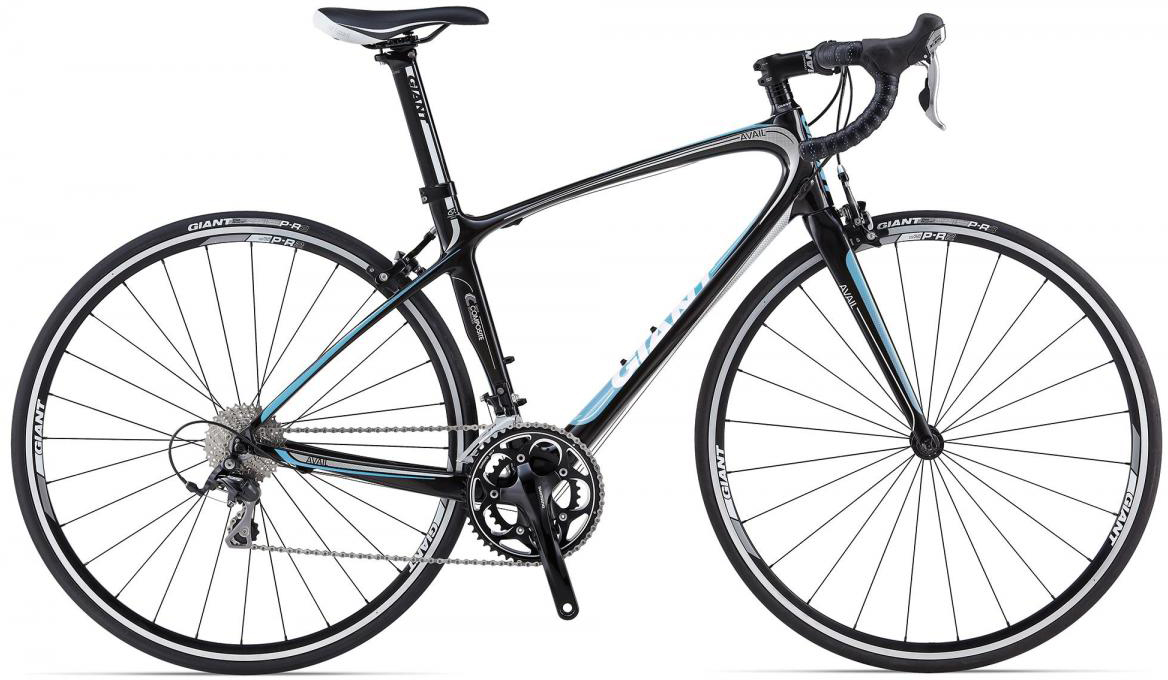 Велосипед женский Giant Avail Composite 2 2014, цвет: серый, рама 13, колесо 28107000