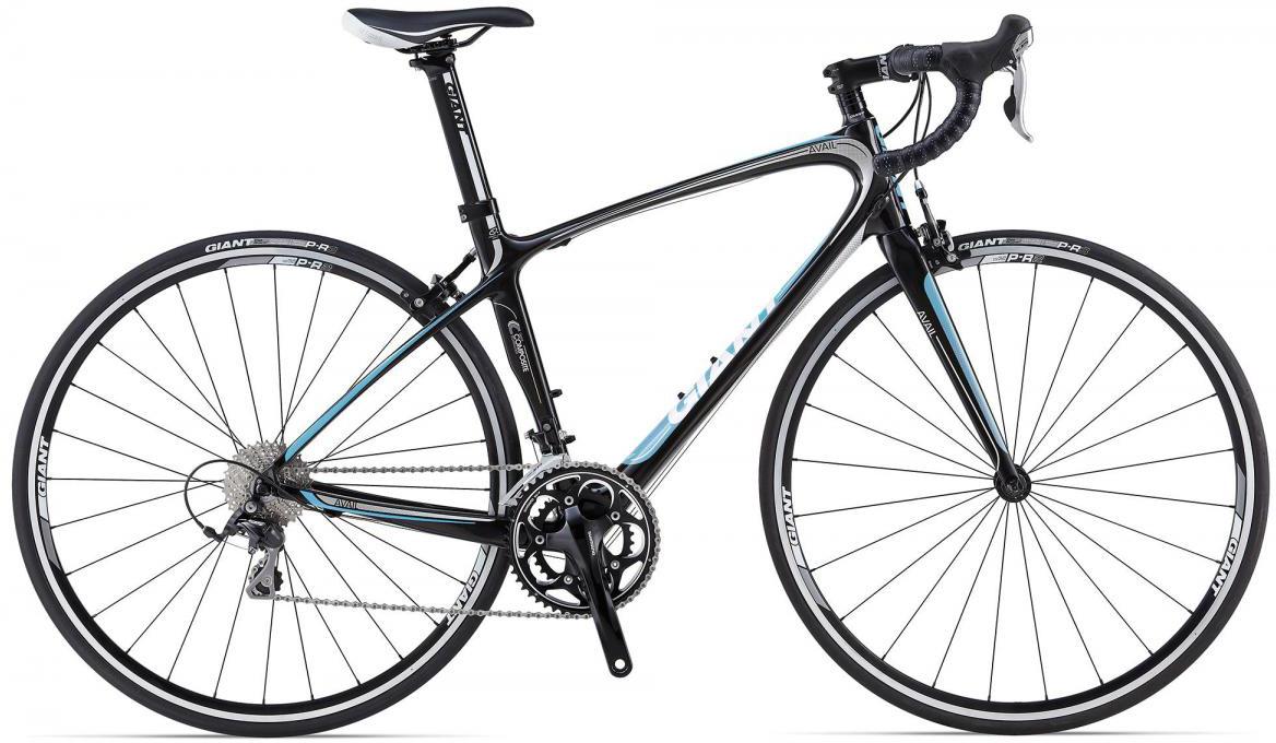 Велосипед женский Giant Avail Composite 2 2014, цвет: серый, рама 14,5, колесо 28107001