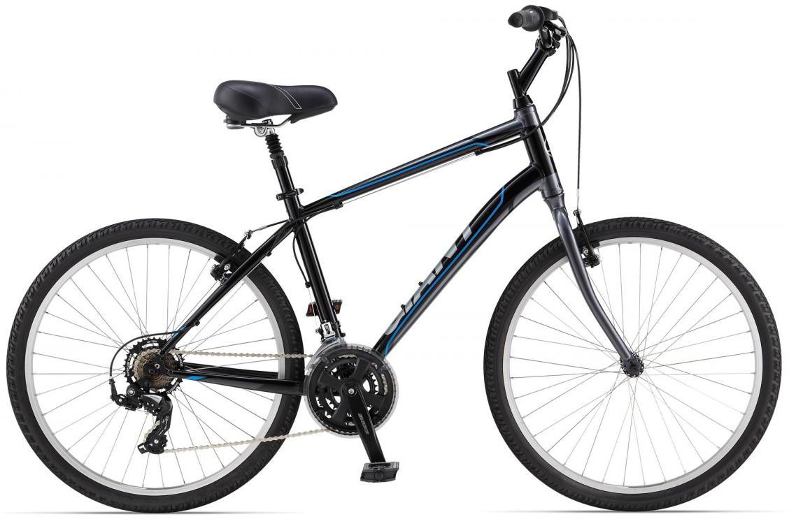 Велосипед городской Giant Sedona, цвет: белый, рама 22, колесо 26107044