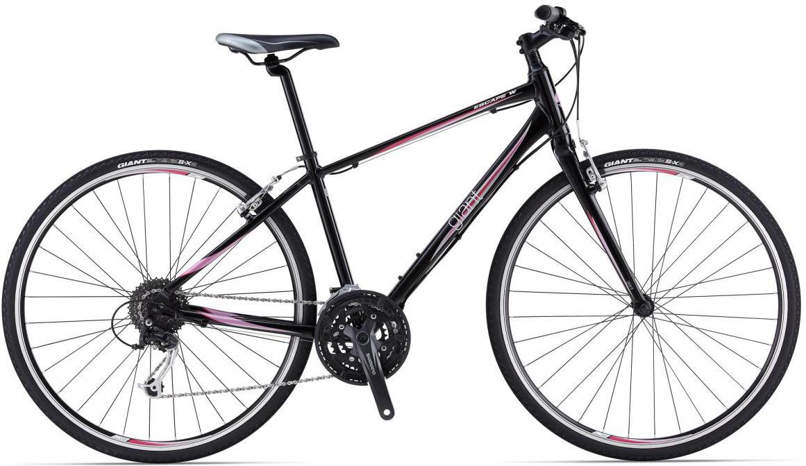 Велосипед городской Giant Escape 1 W DD, цвет: серый, рама 14,5, колесо 28107087