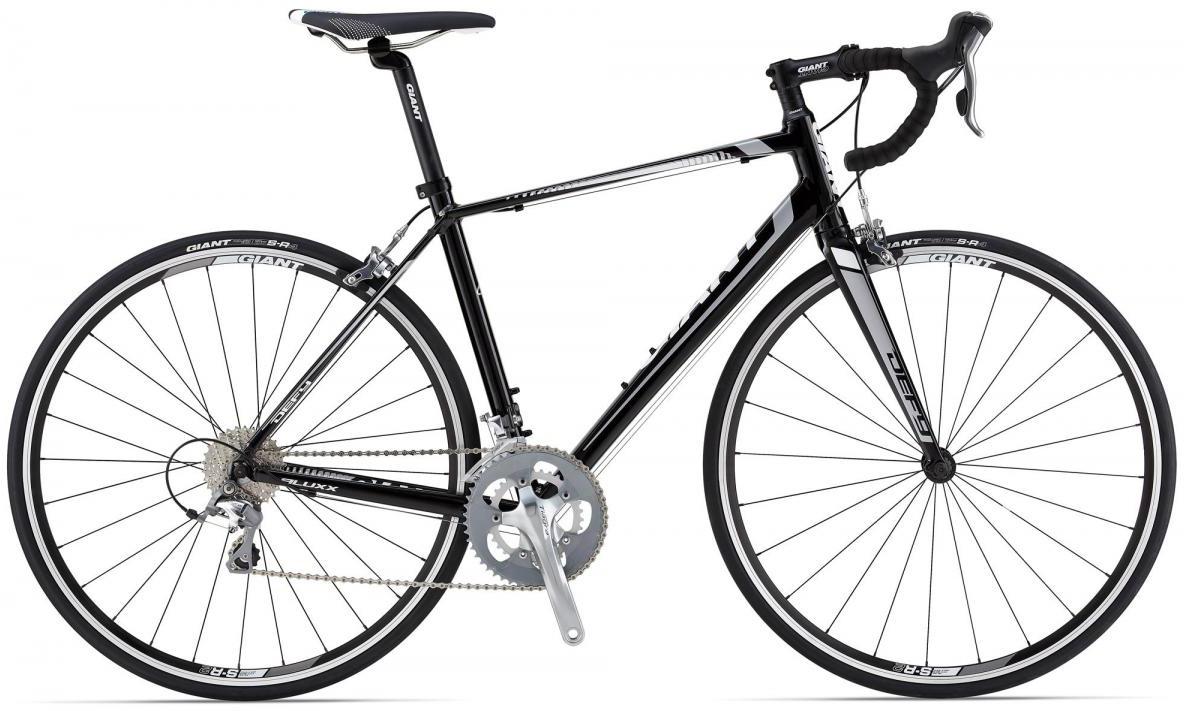 Велосипед шоссейный Giant Defy 2 2014, цвет: белый, рама 18, колесо 28. 0107098107098