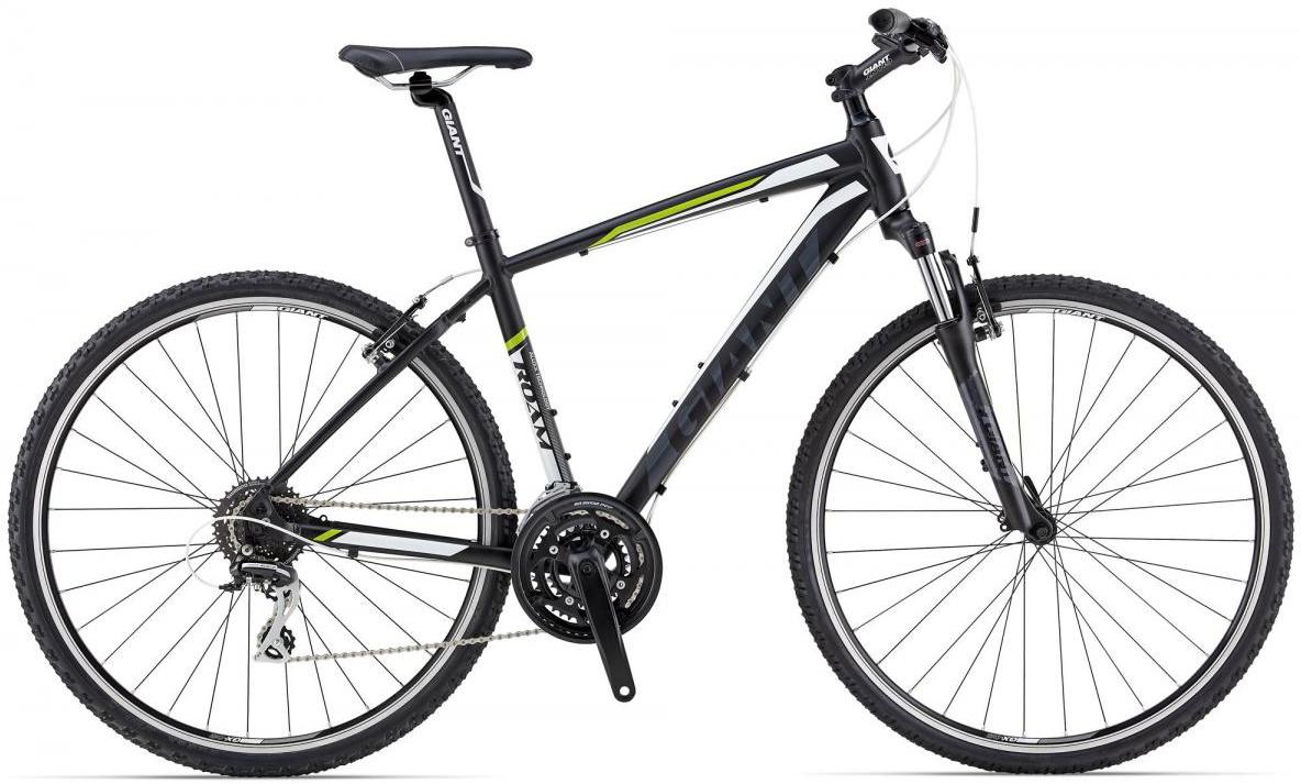 Велосипед городской Giant Roam 3, цвет: серый, рама 16, колесо 28107311