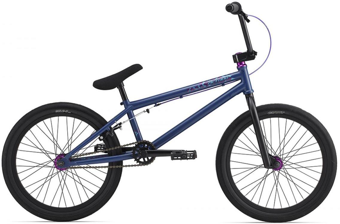 Велосипед BMX Giant Method 02 2015, цвет: синий, колесо 20129466