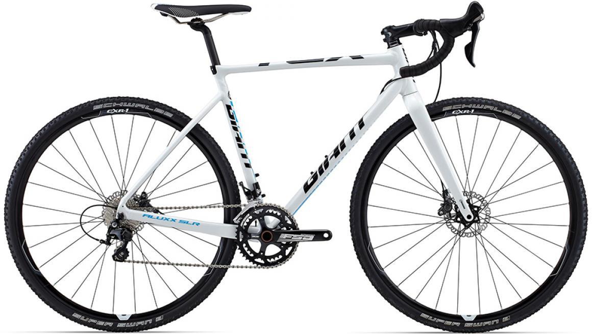 Велосипед шоссейный Giant TCX SLR 1 2015, цвет: белый, рама 16, колесо 28129484