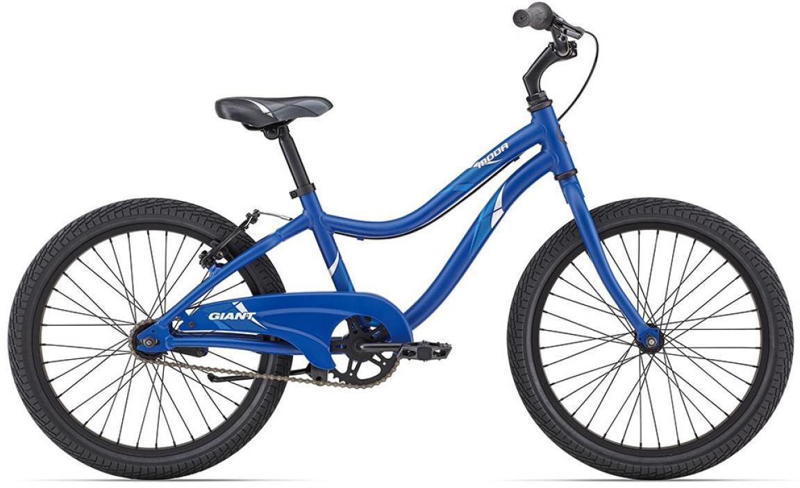 Велосипед детский Giant Moda 2015, цвет: синий, колесо 20129669