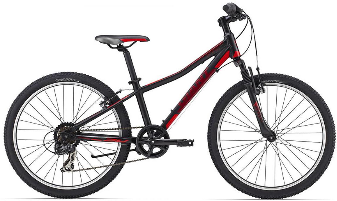 Велосипед детский Giant XtC Jr 2 2015, цвет: черный, колесо 24 велосипед детский giant xtc jr 2 2015 цвет черный колесо 24