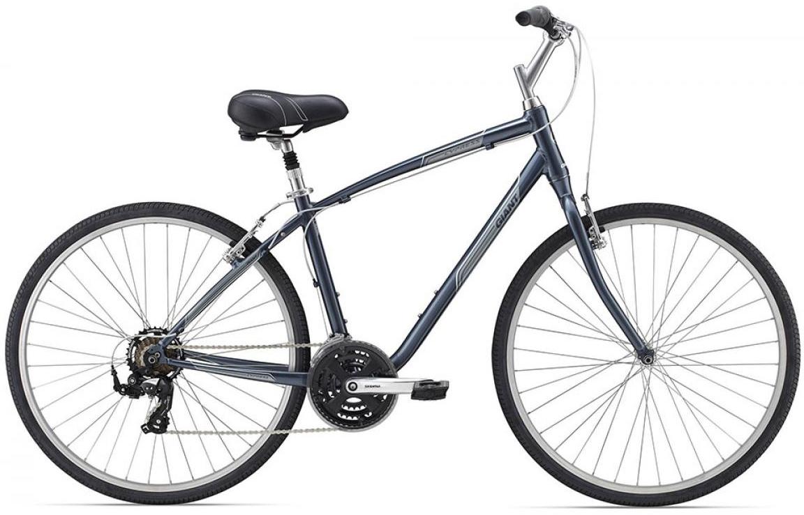 Велосипед городской Giant Cypress 2015, цвет: синий, рама 22, колесо 28129680