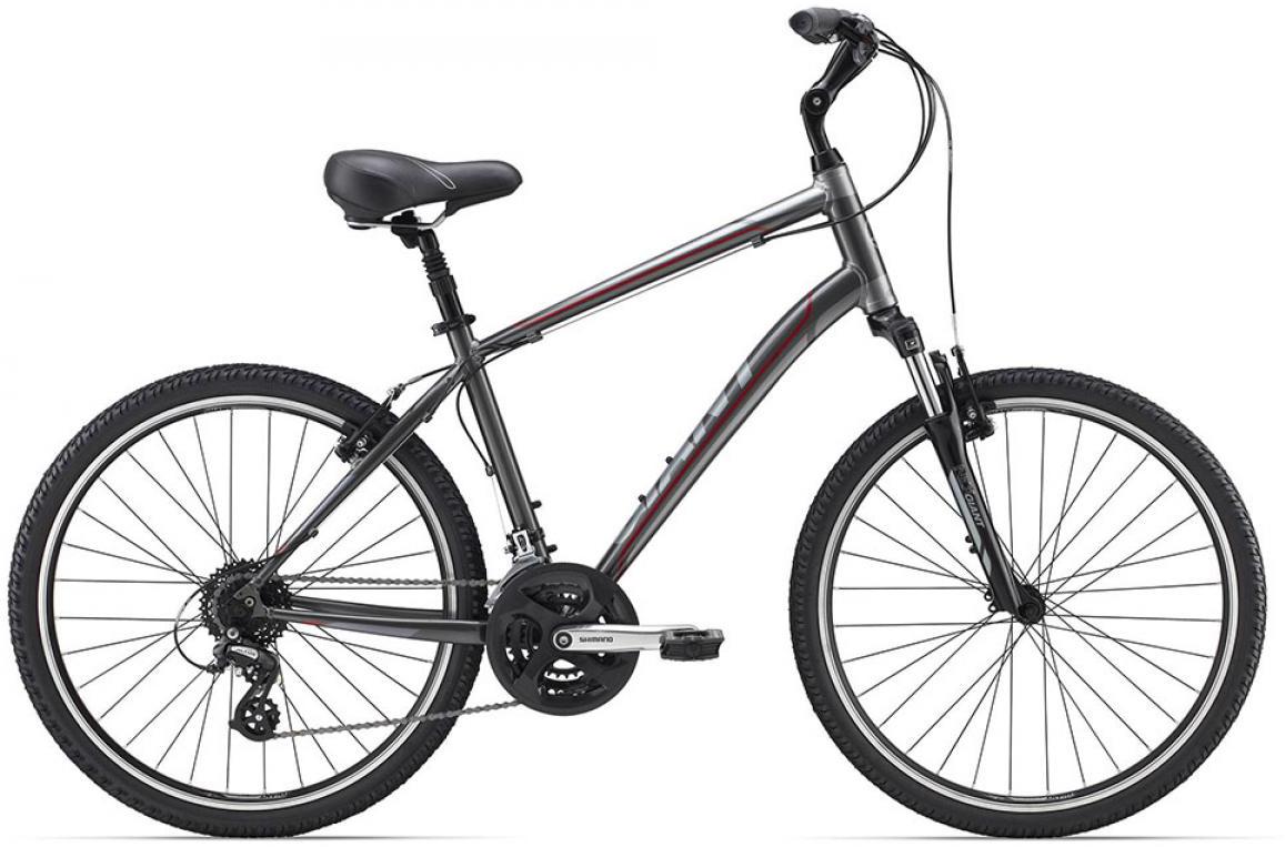 Велосипед горный Giant Sedona DX 2015, цвет: черный, рама 22, колесо, 26129700