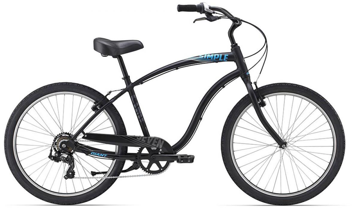 Велосипед городской Giant Simple Seven 2015, цвет: серый, колесо 26129714